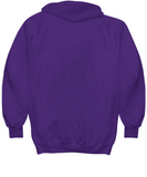 Anime Girl Purple Hoodie