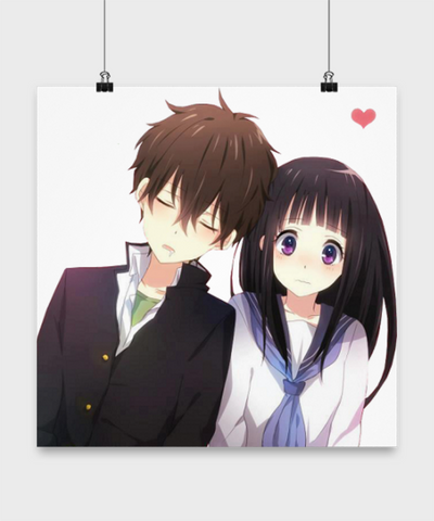 Anime Couple Poster 16