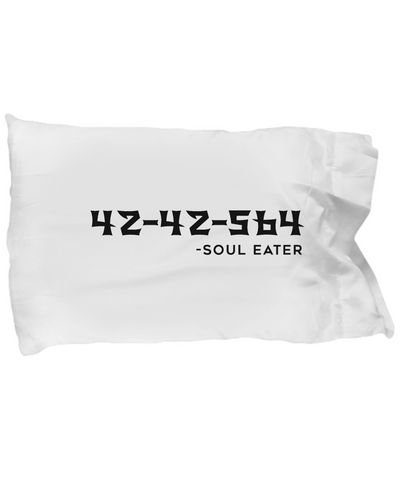 42-42-564 Soul Eater Anime Pillow Case