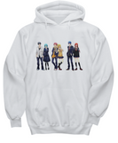 FT High Fairy Tail Characters Anime Hoodie