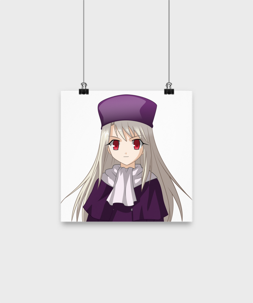Anime Character Poster of Illyasviel