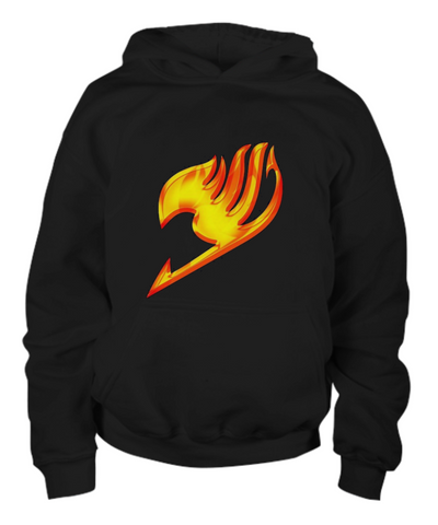 Fairy Tail Emblem Youth Hoodie