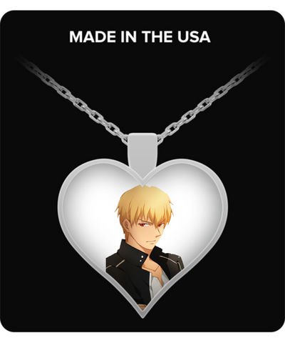Gilgamesh Anime Pendant Necklace