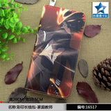 2016 Hot Selling Anime/Game TouKen RanBu Colorful Long PU Wallet/Cell Phone Purse