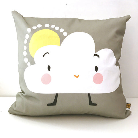 Pipkin&Co Cushion - Happy Cloud