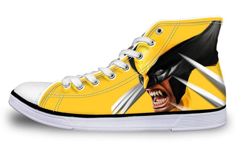Wolverine Custom Made Shoes