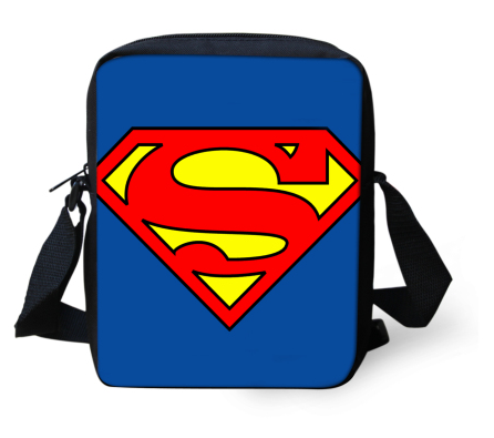 Super man side Bag