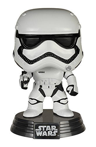 The Force Awakens  First Order Stormtrooper Pop