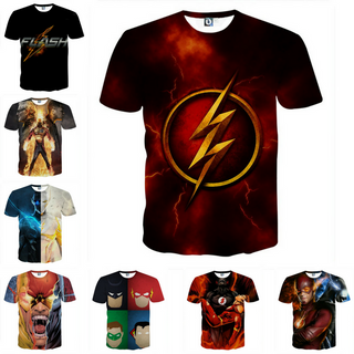 The Flash 3D T-Shirt