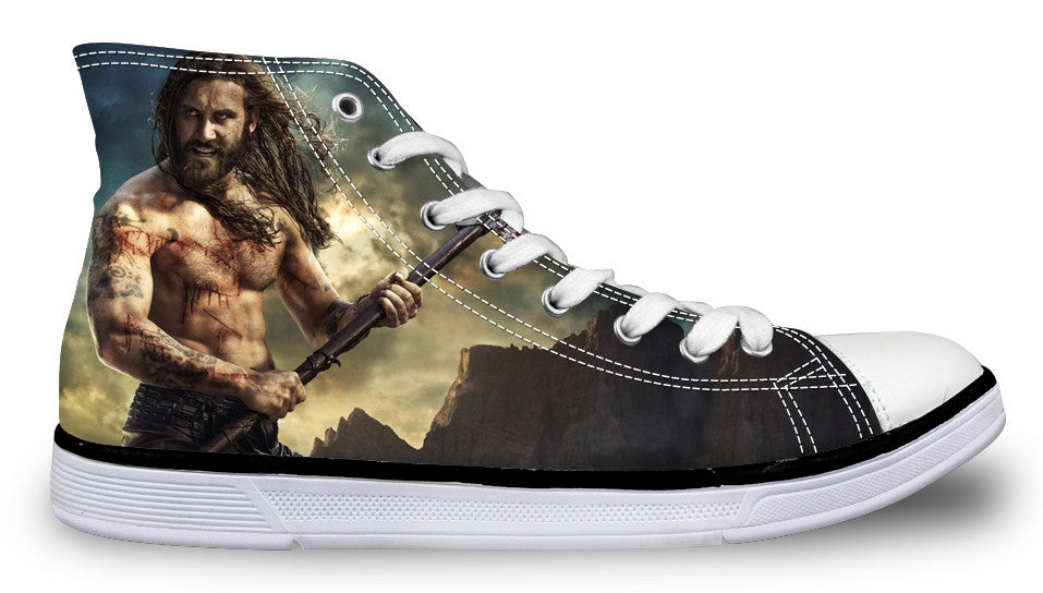 Save 40% ! Custom Made VIKINGS Shoes