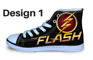 11 Designs Flash Day  SAVE 40% Only Today - Custom Made Flash Shoes