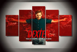 Dexter Canvas Prints