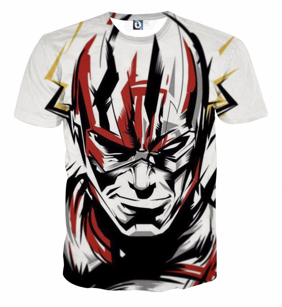 FLASH DAY SAVE 34% ONLY TODAY - CUSTOM MADE Flash 3D T-Shirt