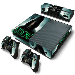 Arrow Custom Made Skin Sticker For Your Console