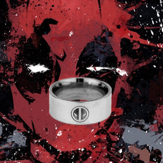 The Best Price - Deadpool RING Size 7-13