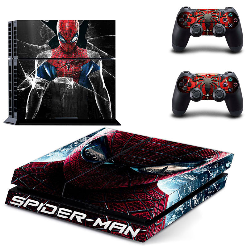 Skin For Sony Playstation 4 Console+2 controller