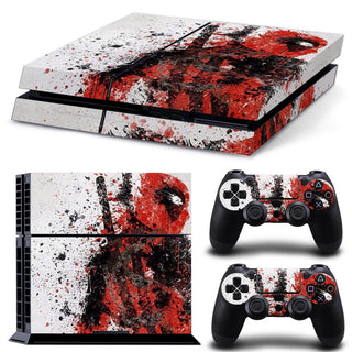 PS4 Skin Sticker