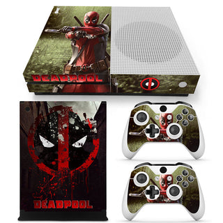 Skin Sticker For Xbox One S Slim