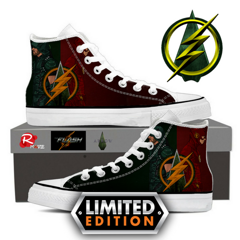 Flarrow Shoes - Collector's Edition Only 100 pairs Made