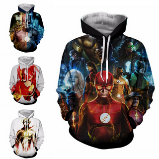 Save 40% -  CUSTOM MADE THE Flash HOODIE