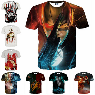 FLASH DAY SAVE 30% ONLY TODAY - CUSTOM MADE Flash 3D T-Shirt