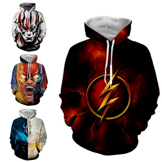 The Flash Hoodie - Limited Edition