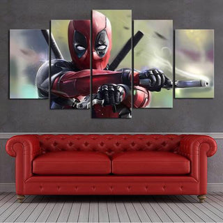 Deadpool Canvas Prints