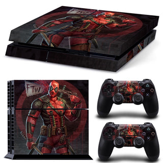 Skin Sticker For Your Console
