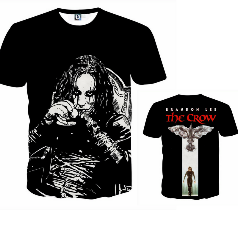 The Crow Movie (1994) T-shirt -