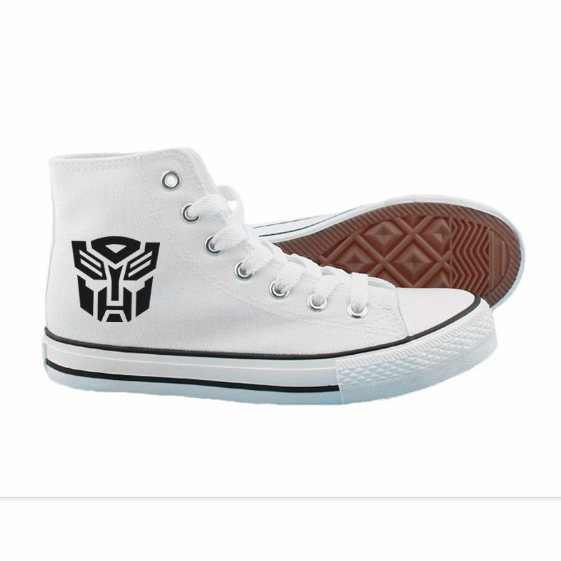 NEW Transformers SHOES UNISEX SNEAKERS STYLE  Transformers