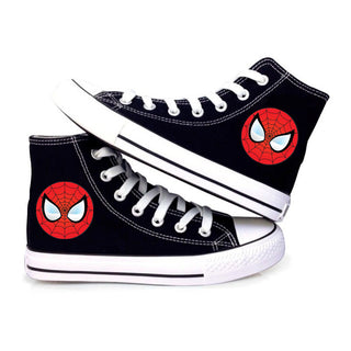 NEW Spiderman SHOES UNISEX SNEAKERS STYLE