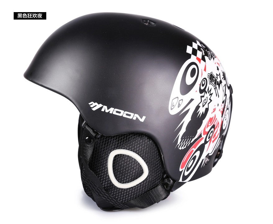 Ski Snowboard helmet Ultralight and Integrally-molded professional