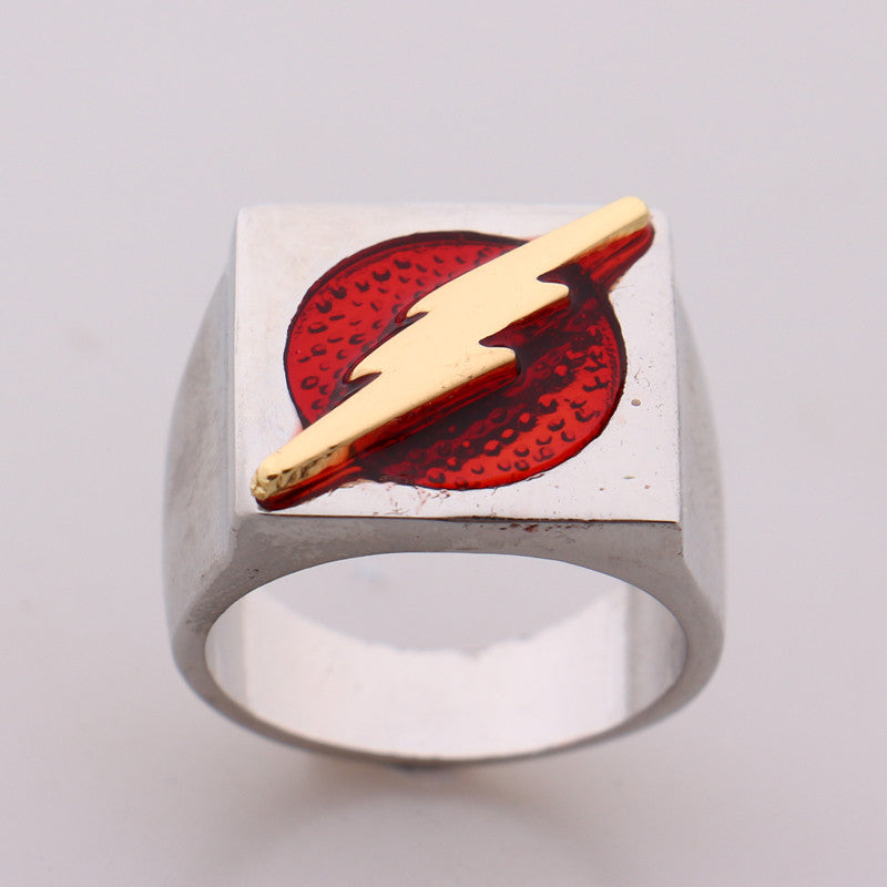 40% Off Black Friday 2017 -The Flash Ring For Man – Rephael shop
