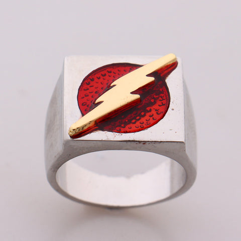 The Flash Ring For Man