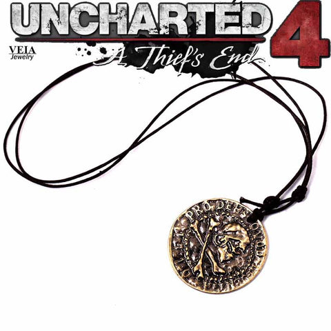 Metal Pendant Necklace Limited Collection