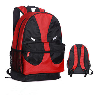 Comics Super Heroes School Bag
