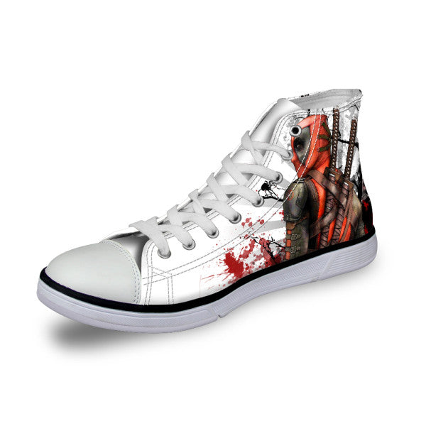 Deadpool Shoes