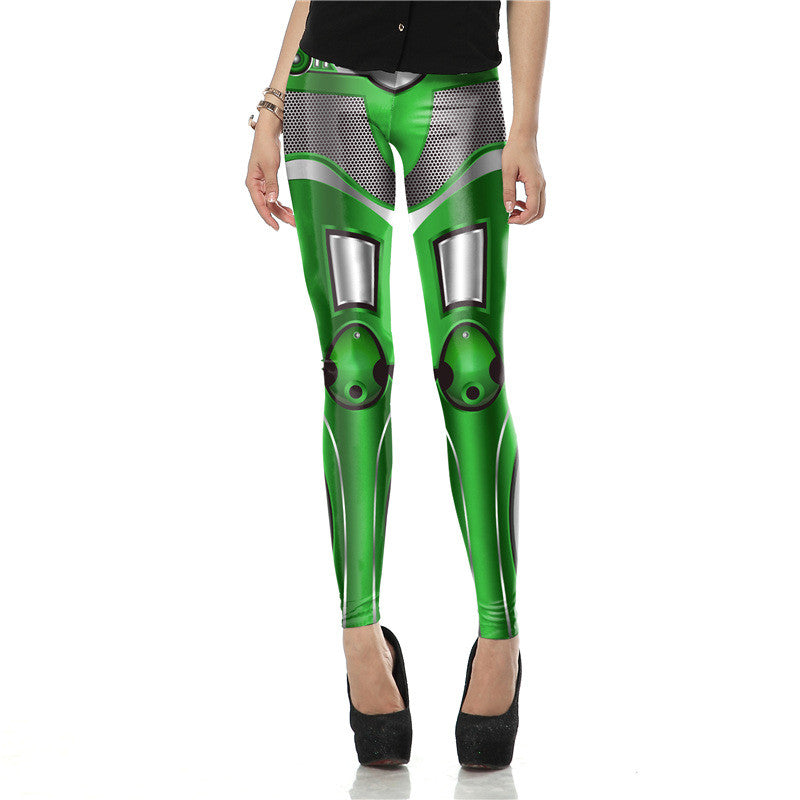 3D Print Leggings Pants - Rephael shop