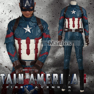 Captain America 3 Civil War Costume