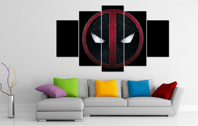 Deadpool canvas print art
