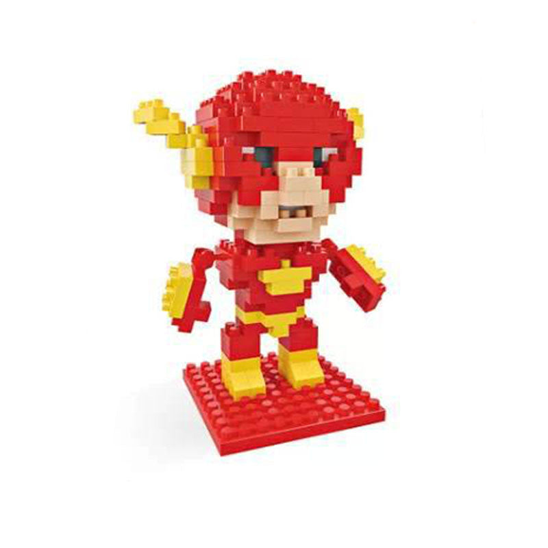 Mini Action Figure Super Hero 24 styles
