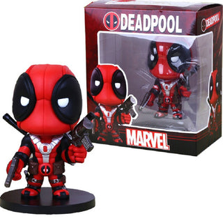 Deadpool Q Version PVC Action Figure Toy 14cm