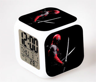 deadpool Alarm Clock