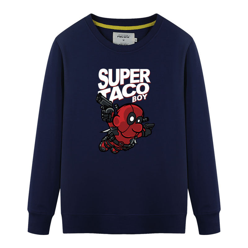 Funny Deadpool Hoodies