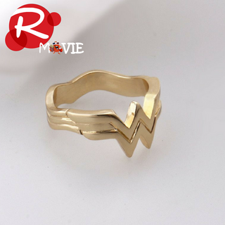 Wonder Woman Stacking Ring