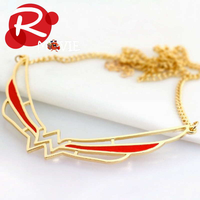 2017 Wonder Woman Symbol Collar Necklace