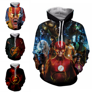 The Flash Hoodie