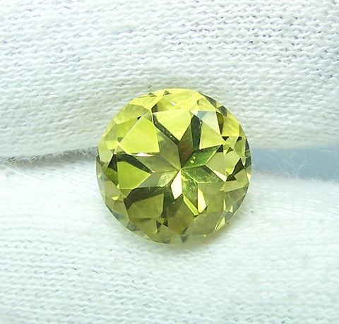 Masterpiece Collection : Amazing Lemon Topaz Star Cut Round, Calibrated 12 x 12 mm Round, 100 % Natural Loose Gemstone Per Wholesale Sample Order Lot/ Parcel