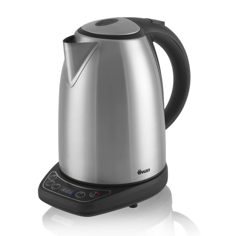 Swan 1.8 Litre Temperature Controlled Kettle