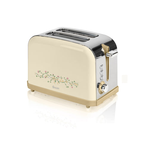 Swan Eternal Beau 2 Slice Toaster